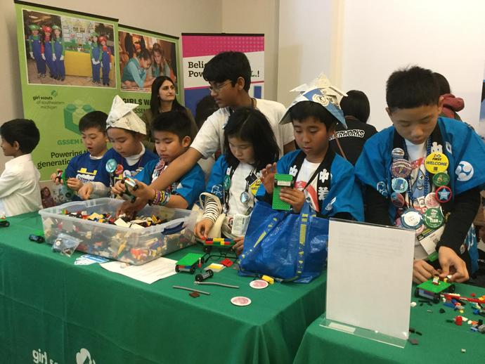 FIRST LEGO League World Festival Expo ②