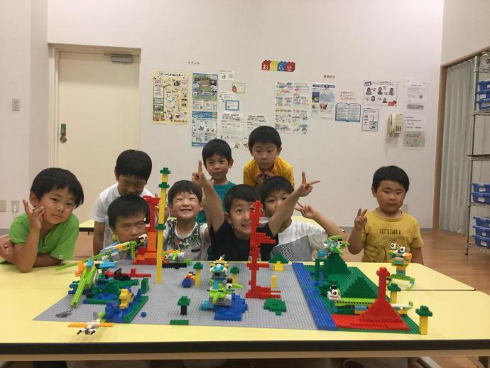 Kicksリーフウォーク稲沢教室『恐竜のせかい②』