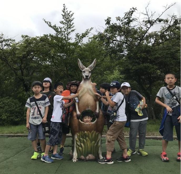 横浜・町田  夏のKicksキャンプ 〜サファリパーク〜
