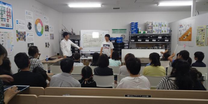 Kicksアピタ静岡教室 crefus講座発表会