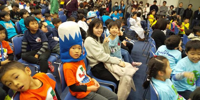 FLLJr東日本大会⑥ いよいよアワード直前!
