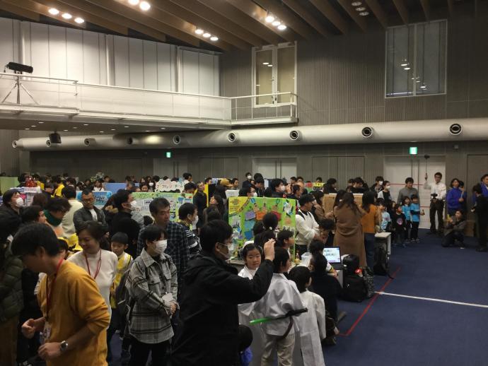 FLLjr. 東日本大会 開幕です!