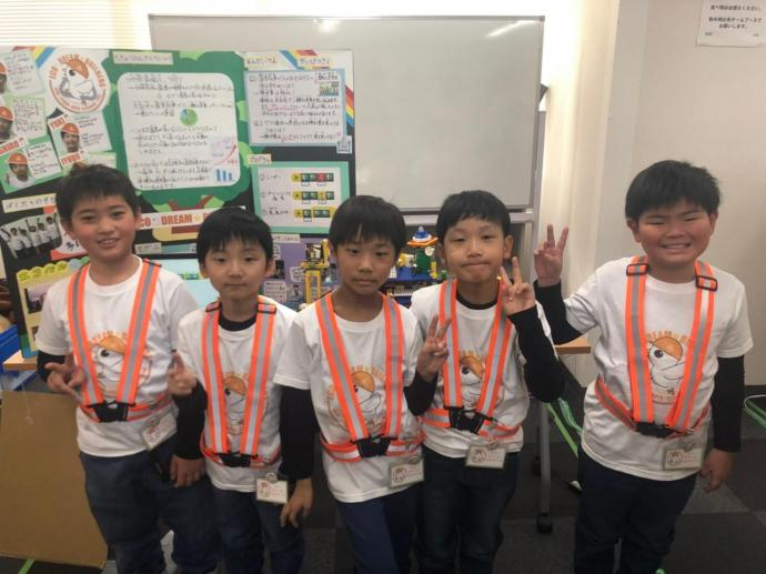 【FLLjr.全国大会進出】アピタ名古屋北教室